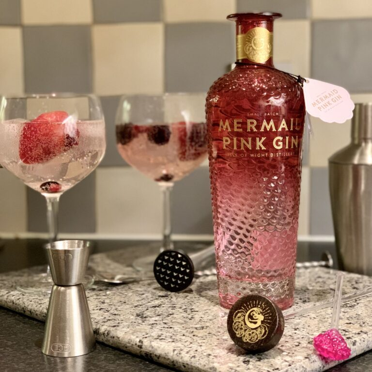 Mermaid Gin Mother's Day