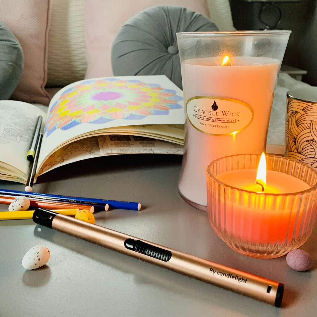 By Candlelight lighter - Cosy Night