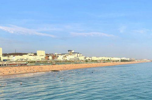 View of Brighton