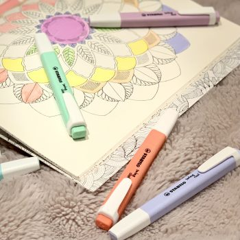 Stabilo Highlighters